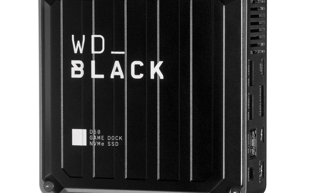 ويسترن ديجيتال توسع محفظة WD_BLACK في الشرق الأوسط: تقنيات تخزين عالية السرعة مصممة خصيصًا للاعبين