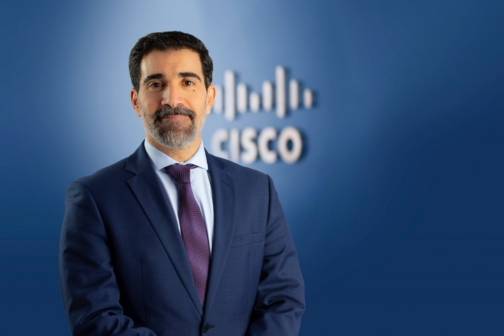 Osama Al-Zoubi, Cisco CTO for Middle East and Africa (1)
